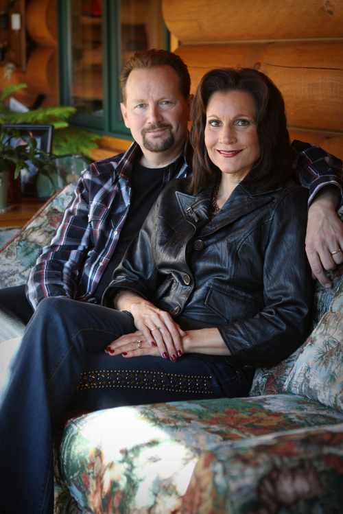 Matt and Sherry McPherson